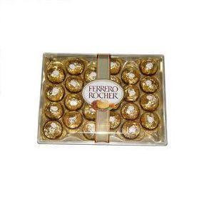 Bombom Ferrero Rocher 12x1