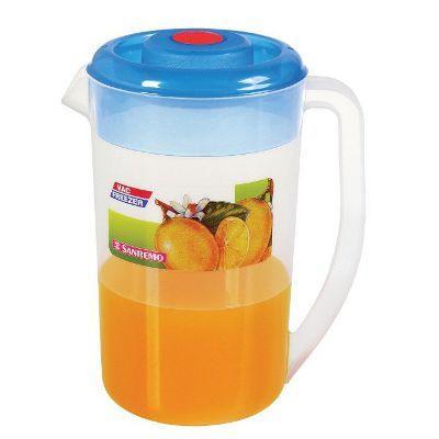 Jarra plástica 2 litros Sanremo