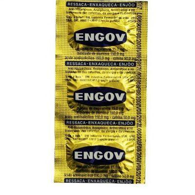 Engov cartela (6 unid.)