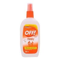 Repelente Off! Spray Family 200ml