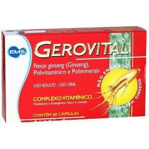 Gerovital 60 comprimidos