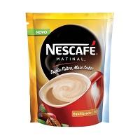 Café solúvel Nescafé Matinal Equilibrado sachê 50g.