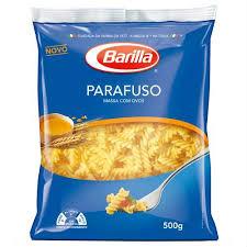 Massa parafuso Barilla pacote 500g
