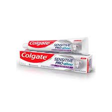Creme dental Colgate Sensitive Pró Aíivio imediato 90g.