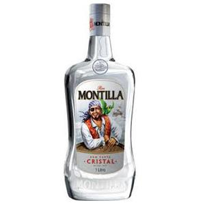 Rum Montilla Carta branca 1lt.