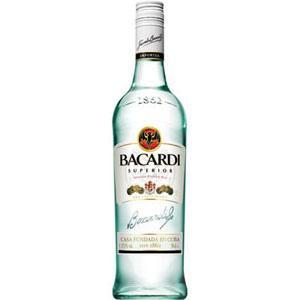 Rum Bacardi Carta Blanca 980ml.