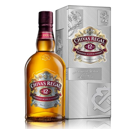 Whisky Chivas Regal 12 anos 1lt