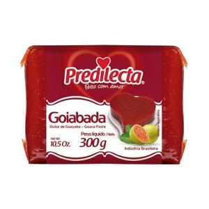 Goiabada Predilecta bloco 300g.