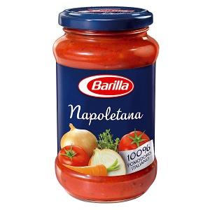 Molho de tomate Napoletana Barilla 400g