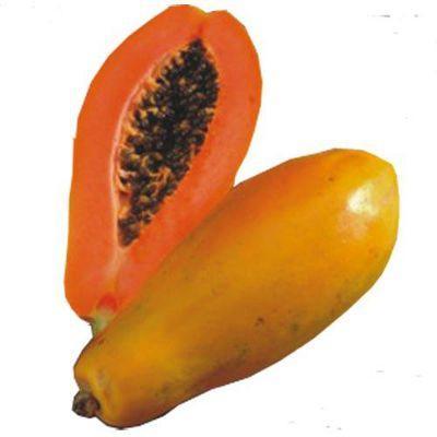 Mamão formosa maduro (unidade aprox. 1,3 kg.)