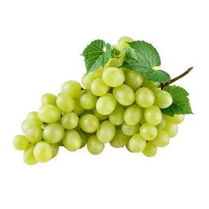 Uva thompson verde sem sementes 500g