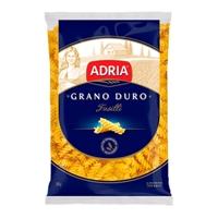 Massa fusilli grano duro Adria 500g.
