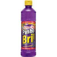 Desinfetante Pinho Bril campos de  lavanda 500ml.