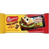 Mini wafer chocolate Bauducco 30g