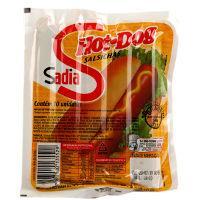 Salsicha hot dog Sadia 500g.