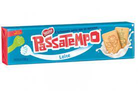 Biscoito ao leite Passatempo 150g.