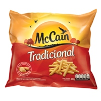 Batata palito pré frita congelada Mc Cain 400g
