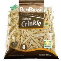 Batata congelada Crinkle 2kg
