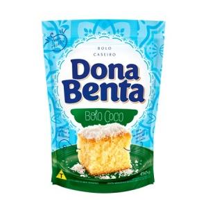 Mistura para bolo coco Dona Benta 450g