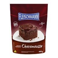 Mistura para bolo chocomousse Fleischmann 450g.