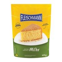Mistura para bolo de milho Fleischmann 450g.