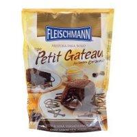 Mistura para bolo Petit Gâteau  Fleischmann 450g.