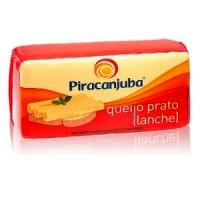 Queijo Prato Piracanjuba peça inteira 2,5kg