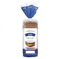 Pão de leite fatiado Seven Boys 500g.