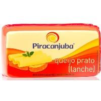 Queijo prato lanche Piracanjuba 430g