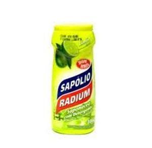 Saponáceo em pó Sapólio Radium limão 300g.
