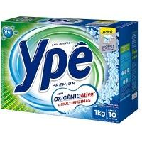 Sabão em pó Ypê premium oxigênio ativo multi enzimas 800g