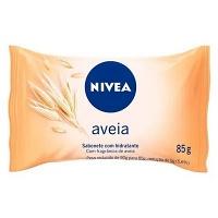 Sabonete hidratante Nivea aveia 85g.