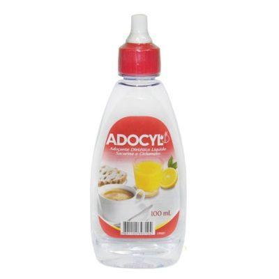 Adoçante Adocyl ciclamato e sacarina 100ml.