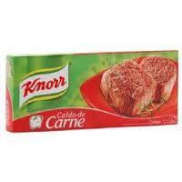 Caldo Carne Knorr 114 gr.