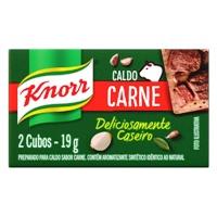 Caldo de carne Knorr 19g.