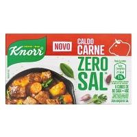 Caldo de carne zero sal Knorr 48g