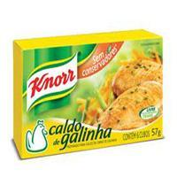 Caldo de galinha Knorr 57g.
