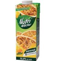 suco pronto de maracujá Nutri Néctar 1 lt.