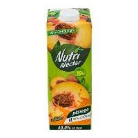suco pronto de pêssego Nutri Néctar 1litro