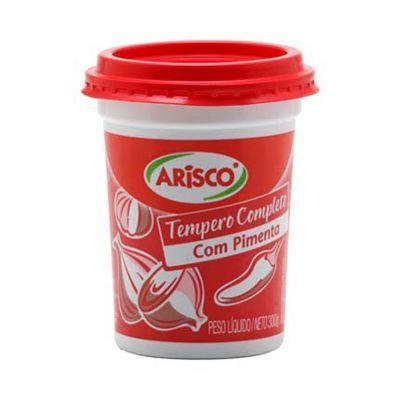 Tempero pronto com pimenta Arisco 300g