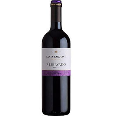 Vinho Tinto seco Reservado Santa Carolina Merlot