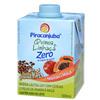 Bebidas láctea Piracanjuba quinoa e linhaça mamão e maça  Zero 500ml.
