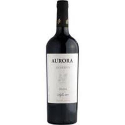 Vinho tinto Aurora reserva  Merlot  750ml