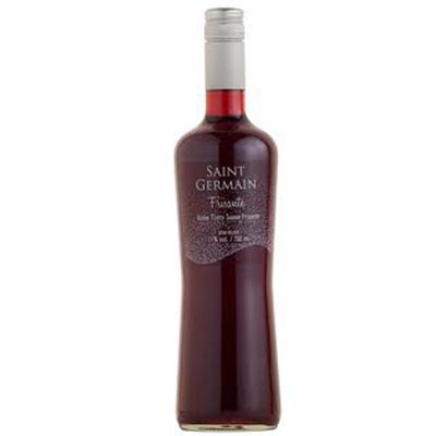 Vinho frisante rosé suave Saint Germain 750ml