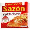 Caldo em pó carne Sazon 37g