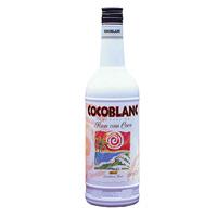 Rum com coco Cocoblanc 750ml