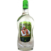 Rum  Montilla limão 750ml.
