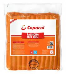 Salsicha hot dog Copacol 3kg