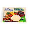 Farinha de mandioca branca Kicaldo 1kg.