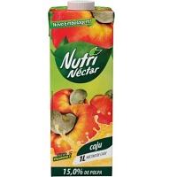 Suco pronto de caju Nutri Néctar 1lt